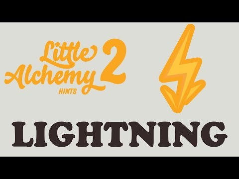 Little Alchemy 2 Walkthrough #22 - How to make LIGHTNING - Droid Morning