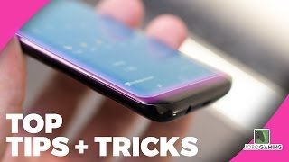 Samsung Galaxy S8 - Hidden Features [Tips, Tricks, First Impressions]