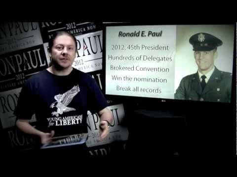 Ron Paul FLIX Daily News - Apr 26 2012 - Warren G. Harding - Marco Rubio - Brokered Convention
