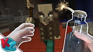Realistic Minecraft 10: THE EVIL VILLAGERS!