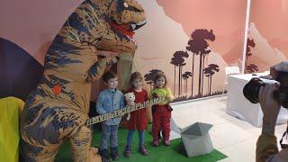 Шоу Мультизавры в Самаре!🦖🦖🦖