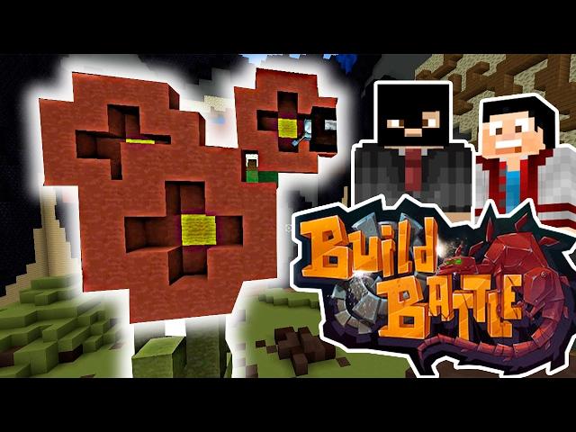 Minecraft Build Battle ft. F1ze - ГРАДИНАРИ!