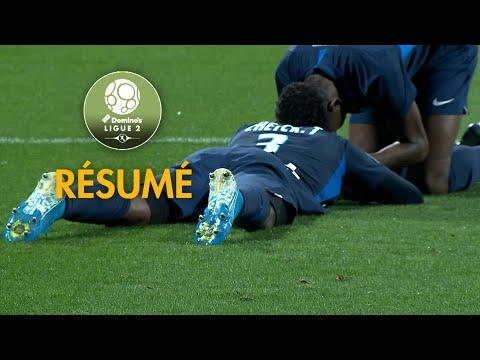 Paris FC - ESTAC Troyes ( 1-0 ) - Résumé - (PFC - ESTAC) / 2019-20