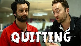 Quitting - Bored Ep 96 - VLDL (Handing in your resignation)