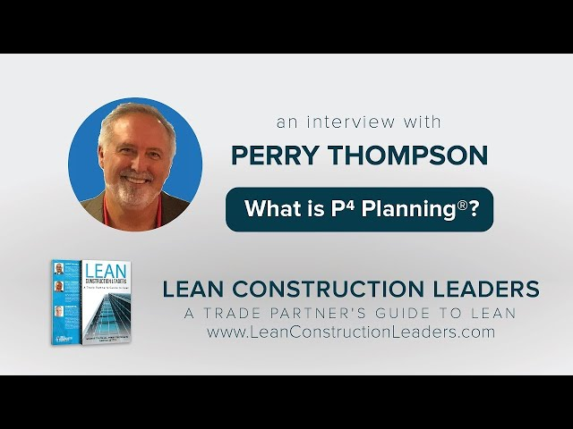 What is P4 Planning?