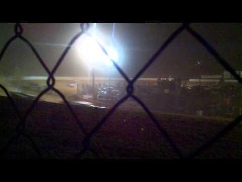 Laurens Speedway Shrine Race 2011