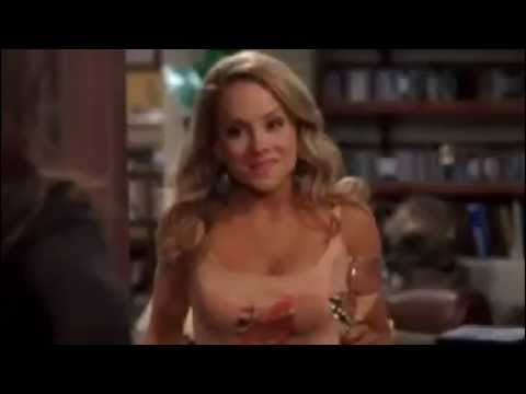 Two and a Half Men Kelly Stables Melissa c