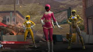 Power Rangers - Android GamePlay FHD