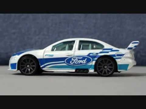 awesome hot wheels car ford falcon race car youtube. Black Bedroom Furniture Sets. Home Design Ideas