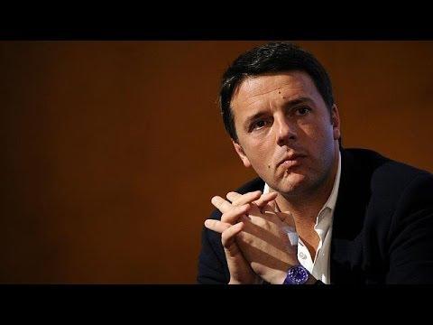 Olaszország: már Napolitano elnöknél van Matteo Renzi
