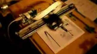 Homemade flatbed printer thumbnail