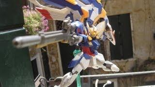 Wing gundam EW robot damashii/spirits