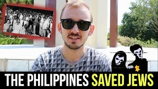 How The Philippines Saved 1200 Jews During The Holocaust