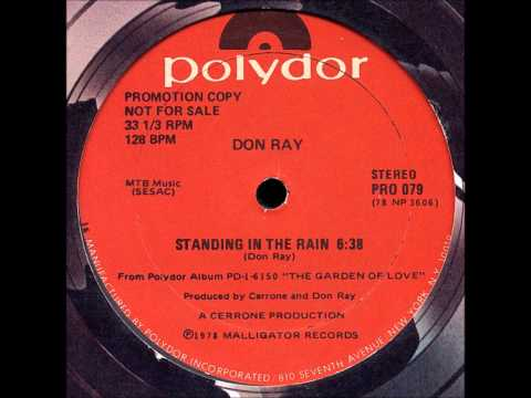 Don Ray - Standing In The Rain