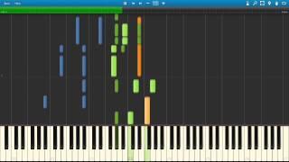Tiptoe throught the tulips piano tutorial