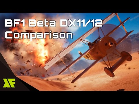 Full Download] Battlefield 1 Open Beta Directx 11 Vs Directx
