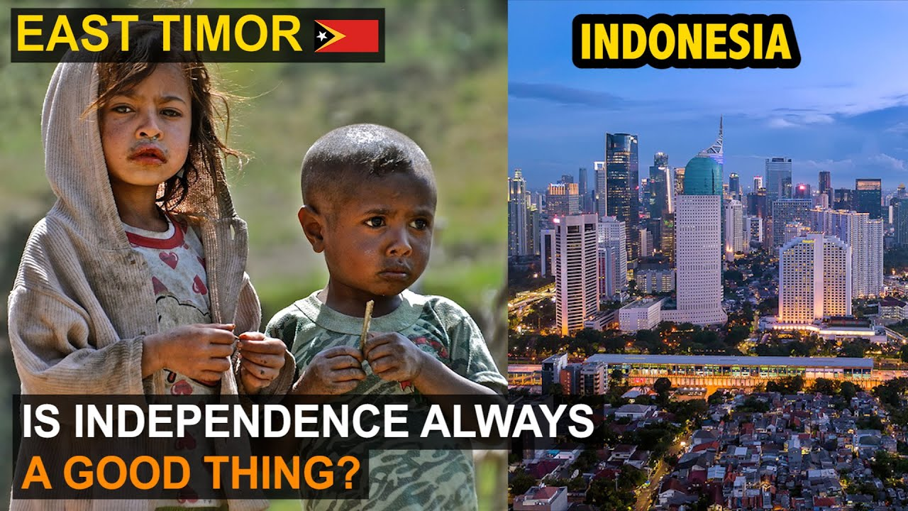 East Timor Travel | Is Independence Always a Good Thing? - YouTube