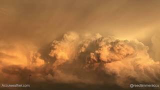 Mothership supercells produce widespread damaging wind, tornadoes across eastern NE