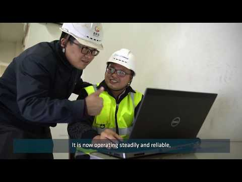 Interview on World´s Largest Capacity Pipe Conveyor