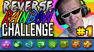 "LET'S A GO! w/ TheSmithPlays Reverse Rainbow Zombie Challenge! ""Call of Duty Bo2 Zombies"" Ep. 1"