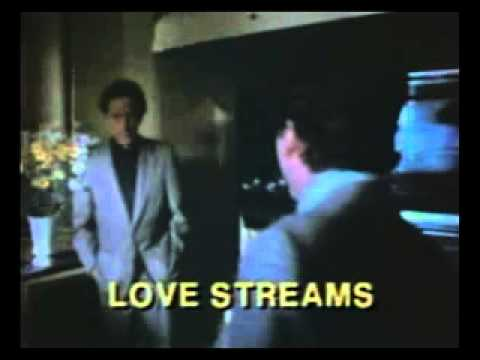 画像: Love Streams (1984) trailer [V2] (Cannon Films) youtu.be