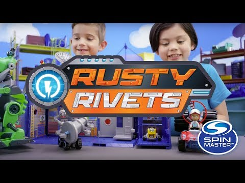 Spin Master | Rusy Rivets - Rivets Lab