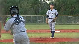 Jack Szachacz Baseball - Pitching Inning #1, 2.23.18
