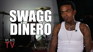Swagg Dinero on Him and His Brother Lil JoJo Joining the Gangster Disciples (Part 1)