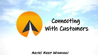 #10 : Connecting With Customers - Arise! (English)