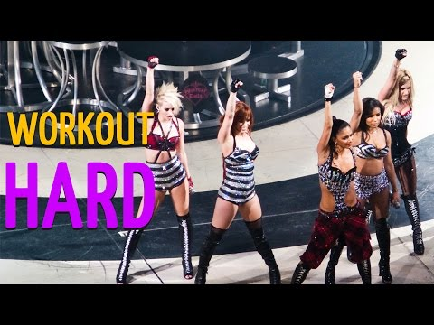 Fitness workouts: The Pussycat Dolls