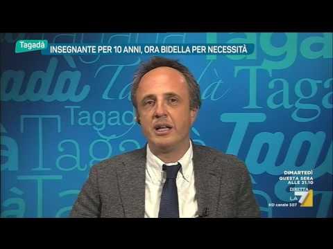 Tagadà - Italia addio, in Sicilia il paese da cui tutti vanno via (Puntata 17/01/2017)