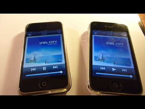 Iphone 2g Vs 3G Speakers  Sound Quality and Volume