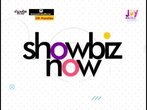 Showbiz Now on Joy Prime B (12-9-18)