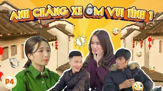 Anh Chàng Xe Ôm Vui Tính - Tập 5 | Vị Khách Đặc Biệt | Hài Tết 2020 | Phim Tình Cảm Hài Hước Gãy TV