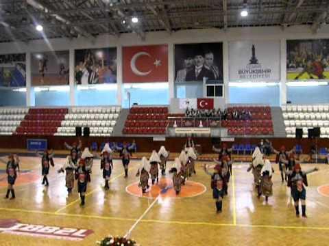 Çanakkale Gençlik Merkezi Halk Oyunları Yarışması (İzmir)