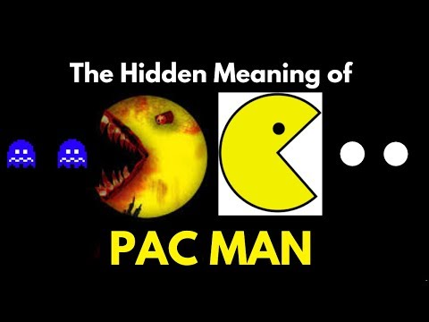 The Philosophy Of Pac-Man  | A.I, Semiotics, Hidden Meanings, And The Symbolic Language Of Games