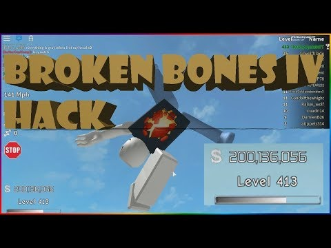 Roblox Broken Bones Iv Glitch