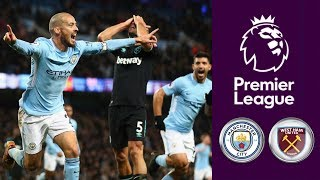 Manchester City vs West Ham United  ᴴᴰ 03.12.2017 - Premier League | FIFA 18