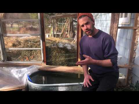 Greenhouse - heating with compost part ii mp3
