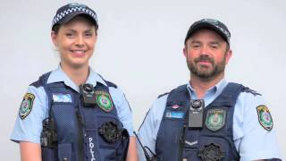 NSW Police Body Worn Video Introduction(NSW Police Force has started rolling out body-worn video cameras to frontline police, as part of an ongoing commitment to improving officer and community ..., 2015-09-17T05:00:05.000Z)