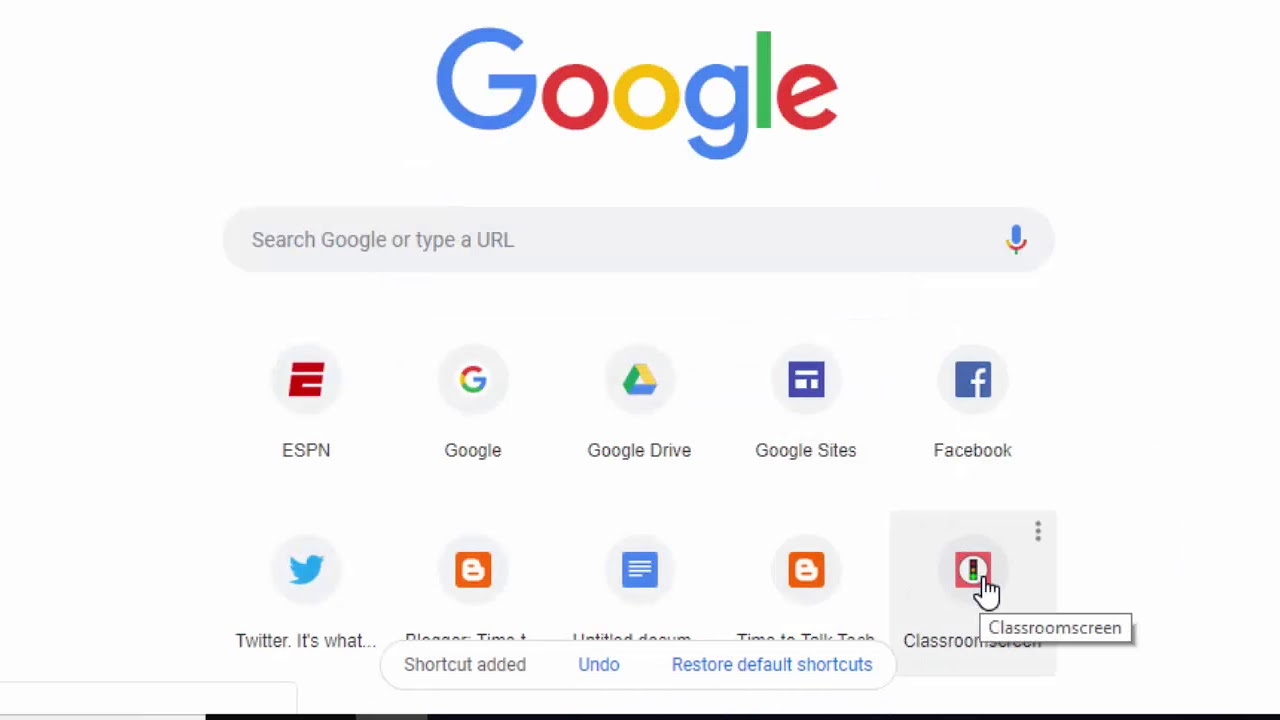 How to add and edit Google's new shortcuts on the home ...