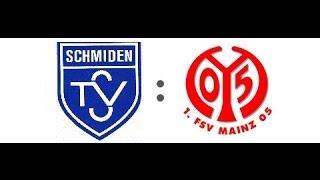 FSV Mainz 05 U9 vs. TSV Schmiden U9, FINALE Turnier in Aichwald 2014