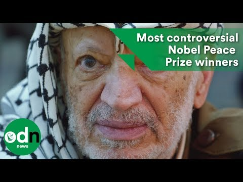 The most controversial Nobel Peace Prize winners