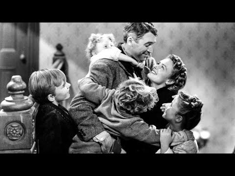 Drinker's Christmas Crackers - It's a Wonderful Life