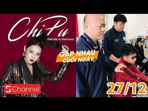 Xôn xao Chi Pu sẽ hát trên sóng VTV | Bắt được 9 người bỏ trốn ở Đài Loan - GNCN 27/12