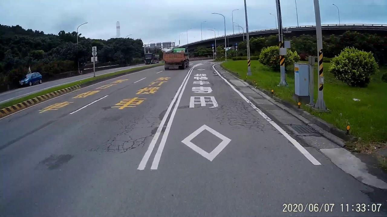 2020 06 07 實在不明白規定摩托車一定要繞出去是什麼道理
