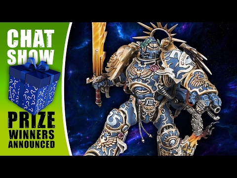 Weekender: Roboute Guilliman Is Back! What's Next For Warhammer 40K?