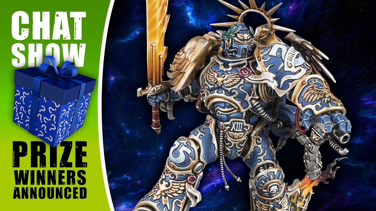Weekender: Roboute Guilliman Is Back! What's Next For Warhammer 40K