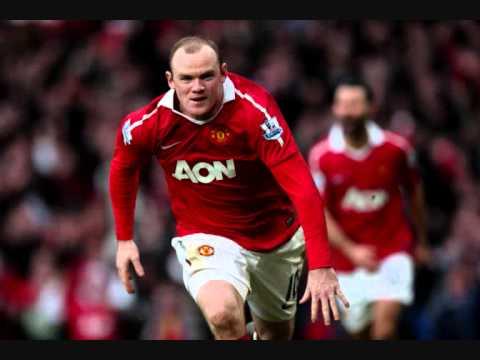 Wayne Rooney  Glory Glory Man United