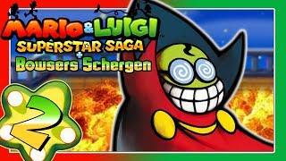 MARIO & LUIGI: SUPERSTAR SAGA + BOWSERS SCHERGEN Part 2: Absturz auf das Sternschnuppenfeld